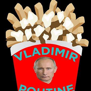 Vladimir Poutine Putin Funny Political Shirt Pun by funnytshirtemp