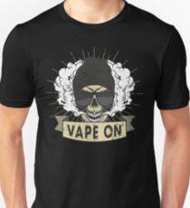 Cloud Chaser - Vaping Hipster - Vape On Swag Unisex T-Shirt
