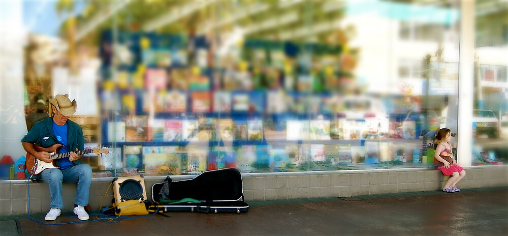 the busker by ruckus-edphoto