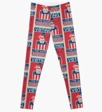 Voting: The Slaves Suggestion Box Leggings