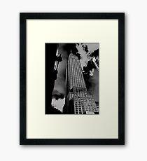 Empire Of The Dark Framed Print