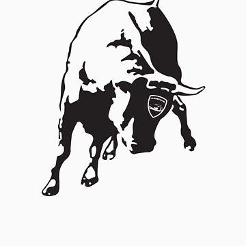 Raging bull by hunterjagger