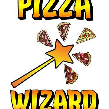 Pizza Wizard by soondoock