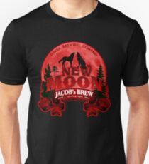 New Moon Jacob's Brew Unisex T-Shirt