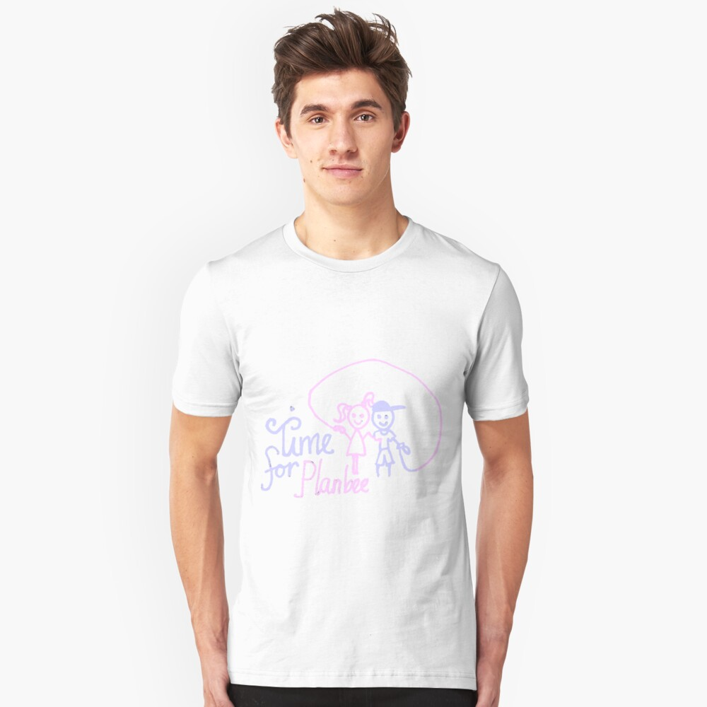 Skipping Bee Unisex T-Shirt Front