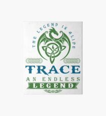 Legend T-shirt - Legend Shirt - Legend Tee - TRACE An Endless Legend Art Board