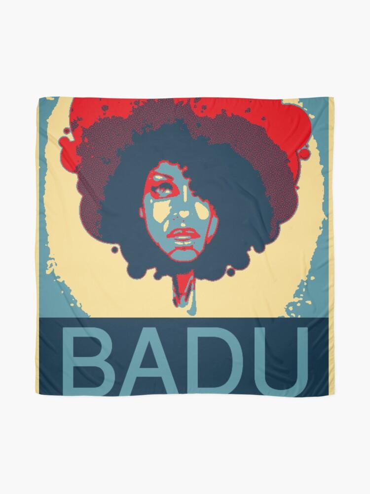 Alternate view of Badu is Hope Scarf