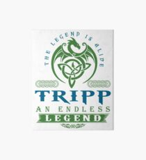 Legend T-shirt - Legend Shirt - Legend Tee - TRIPP An Endless Legend Art Board
