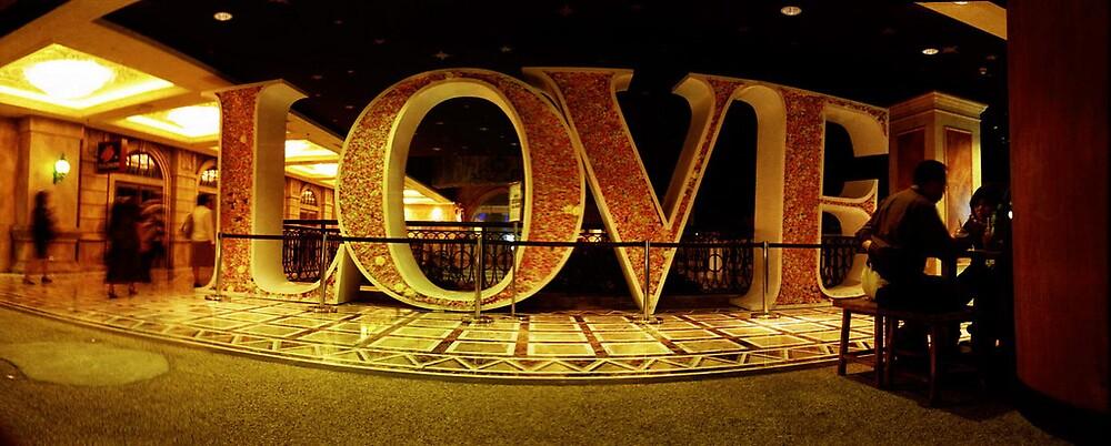 L-O-V-E by digitanalogboy