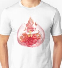 Flame Princess - I BURN FOR YOU Unisex T-Shirt