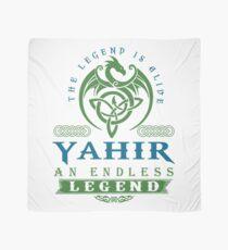 Legend T-shirt - Legend Shirt - Legend Tee - YAHIR An Endless Legend Scarf