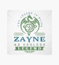 Legend T-shirt - Legend Shirt - Legend Tee - ZAYNE An Endless Legend Scarf