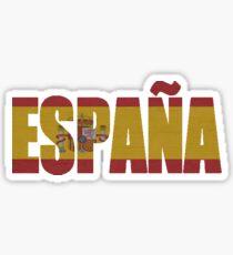 # ESPAÑA Sticker