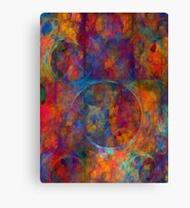 The psychedelic 2 Canvas Print