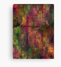 The psychedelic 3 Canvas Print