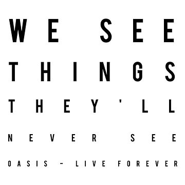 We See Things You'll Never See // EYE TEST DESIGN by DesignedByOli