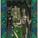 The Goddess and the Young God by CherrieB