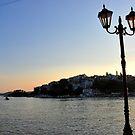GREECE - Skiathos - Golden Harbour by Daniela Cifarelli