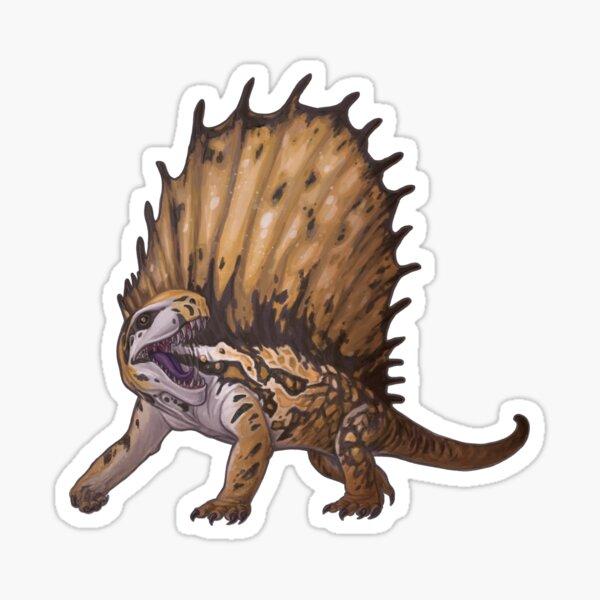 Dimetrodon limbatus Sticker