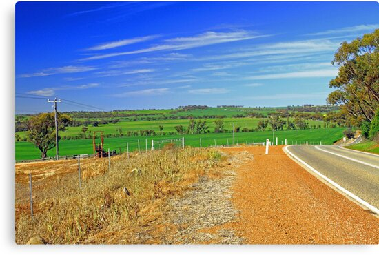 Country Road  by EOS20
