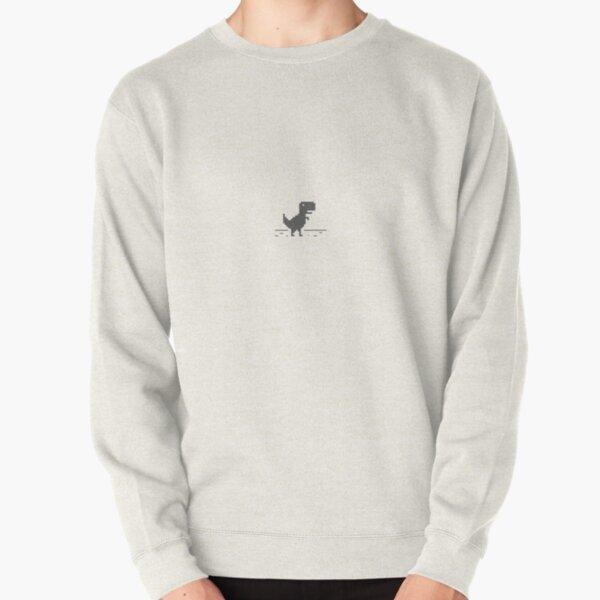 ✭Chrome Dinosaur✭ Pullover Sweatshirt