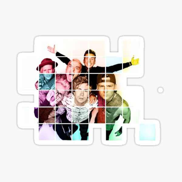 McBusted Sticker