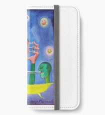 The trumpeter iPhone Wallet/Case/Skin