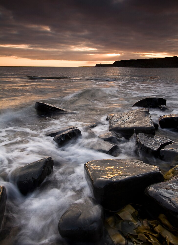 Kimmeridge Bay by igotmeacanon