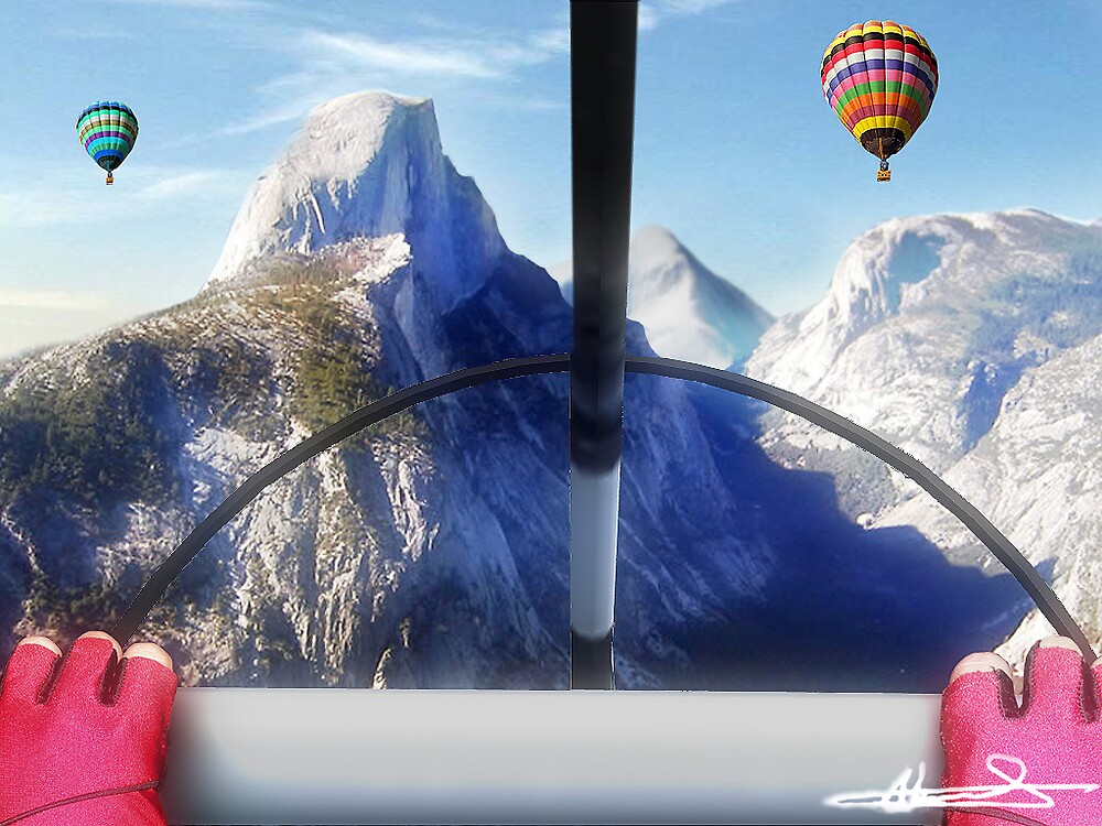 ~Flying Though The Canyon~ by SuperSprayer