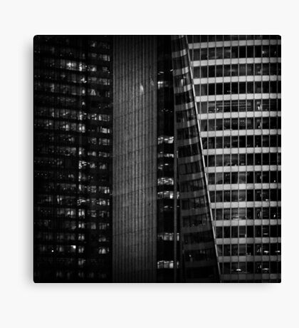 La Defence II Canvas Print
