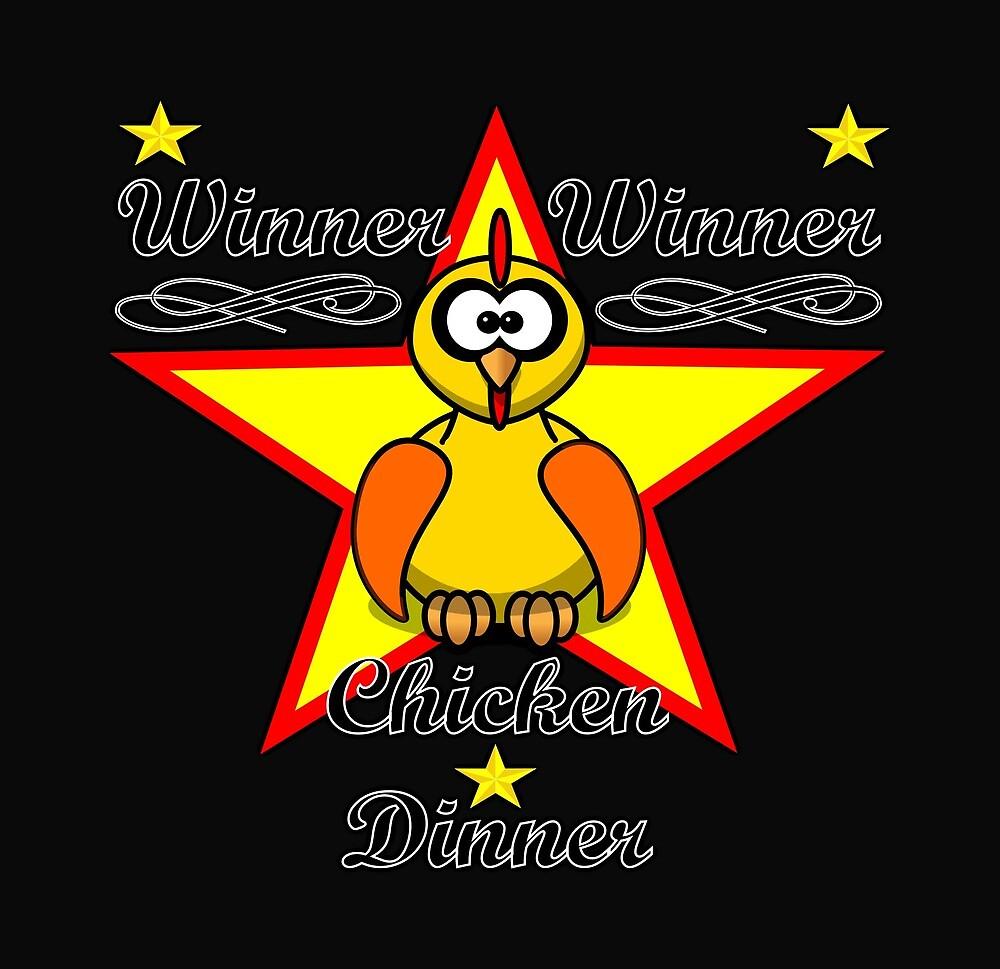Winner Winner Chicken Dinner by traptgas