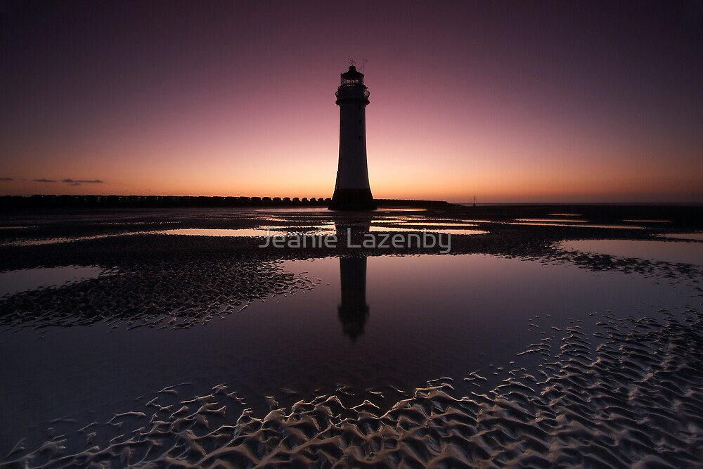 Perch Rock Lighthouse by Jeanie