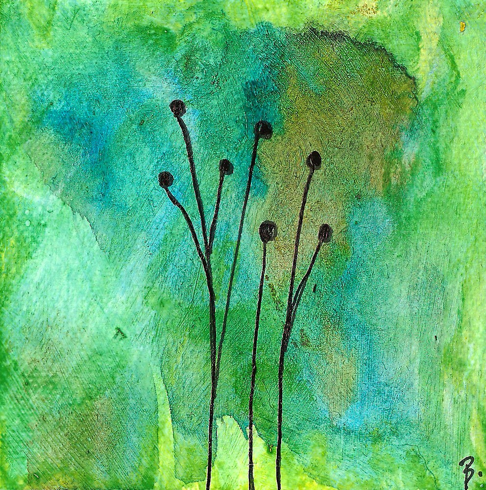 Little Trees Series 02 by aloeART