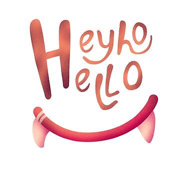 Heyho Hello by KalleKai