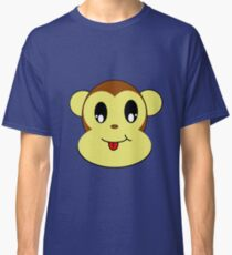 Monkey Face Classic T-Shirt
