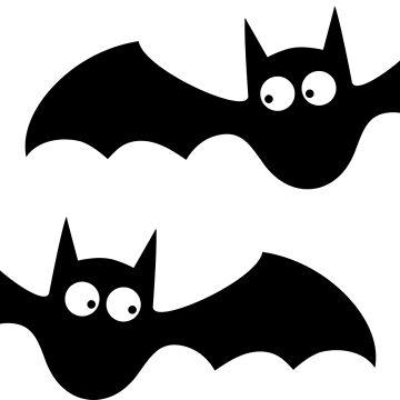 Halloween bat by emphatic