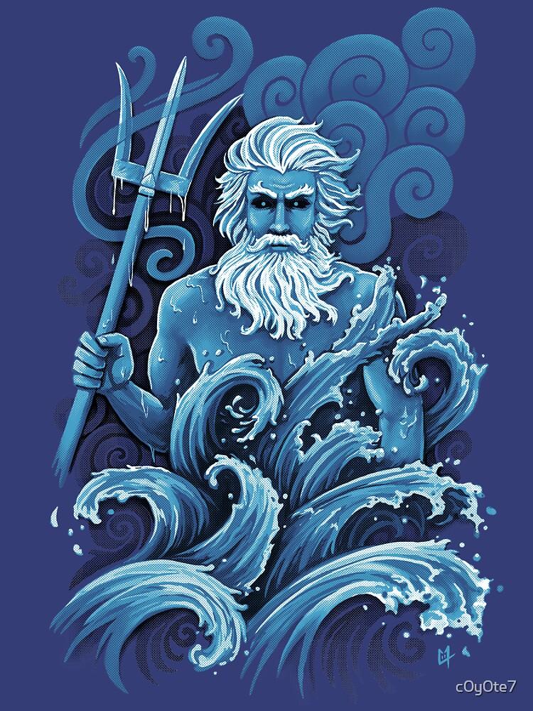 Poseidón de c0y0te7