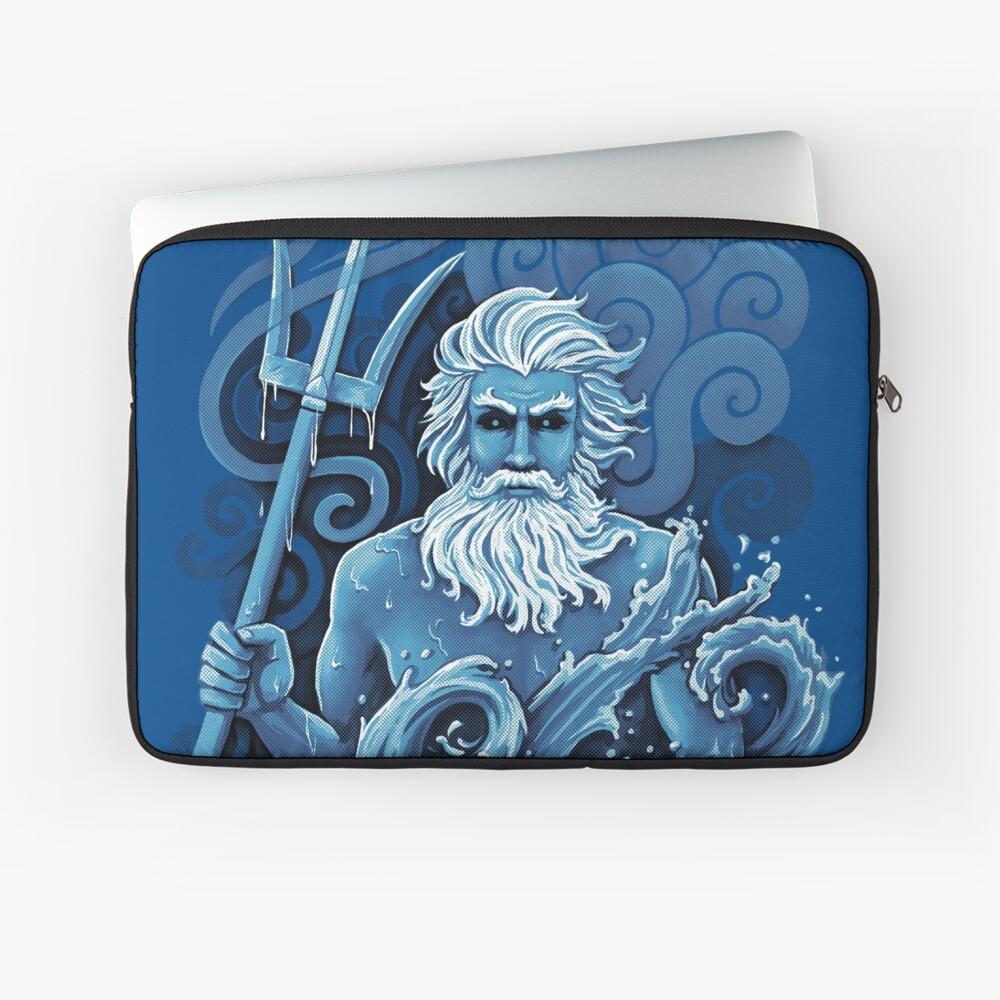 Poseidon Laptop Sleeve
