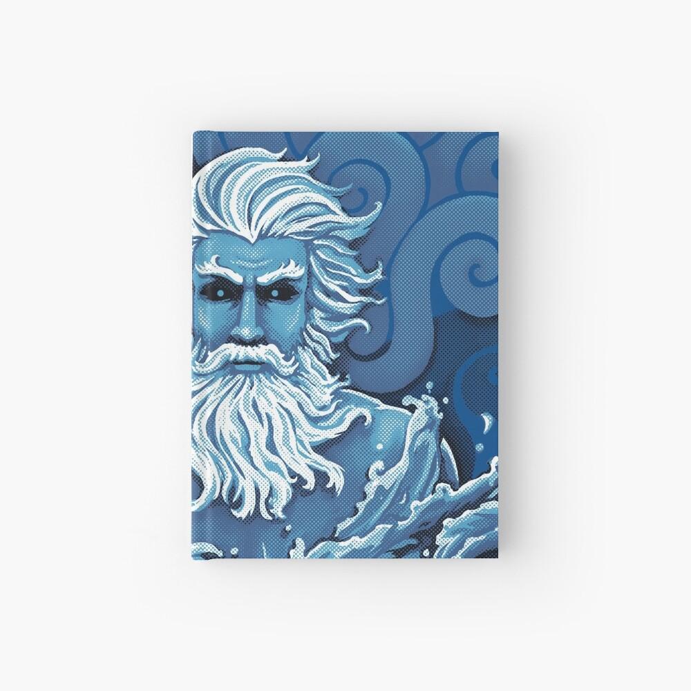 Poseidon Hardcover Journal