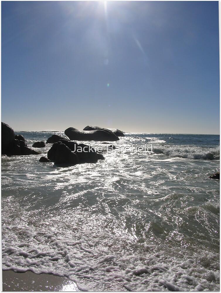 Boulder Beach by Jackie Barefield