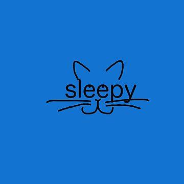 It's okay to take a nap cat shirt by alittlebluesky
