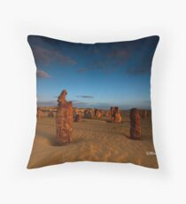 The Howling Pinnacle, Cervantes WA Throw Pillow