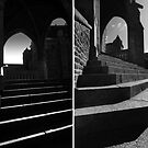 Vitres Steps diptych by ragman