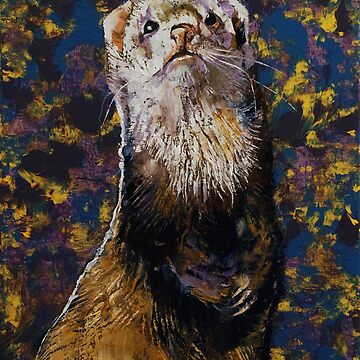 Regal Ferret by michaelcreese