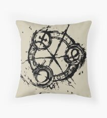 """The Source"" Throw Pillow"