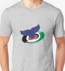 Hartford Hurricanes - Carolina Whalers Unisex T-Shirt