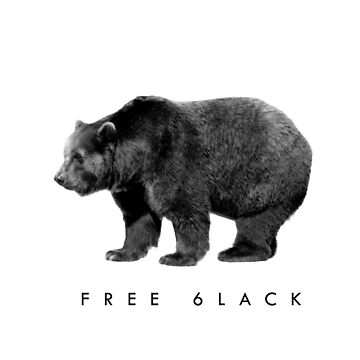 FREE 6LACK by southerncassowa