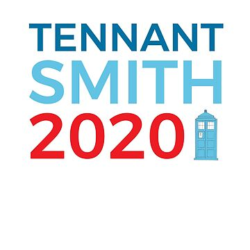 David Tennant Matt Smith / Smith Tennant 2020 / Doctor Who by nerdydesigns