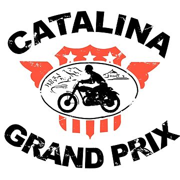 The Catalina Grand Prix by rogue-design