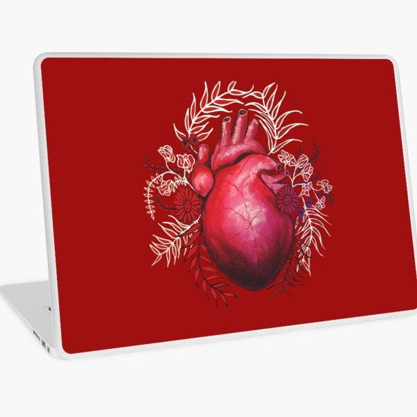 April's Broken Heart Laptop Skin